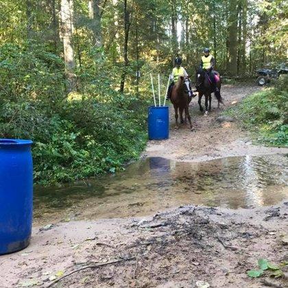 Horse Trail Jaunapsites 2018 - september